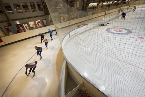 Alphense wethouder blijft ijsbaan afwijzen