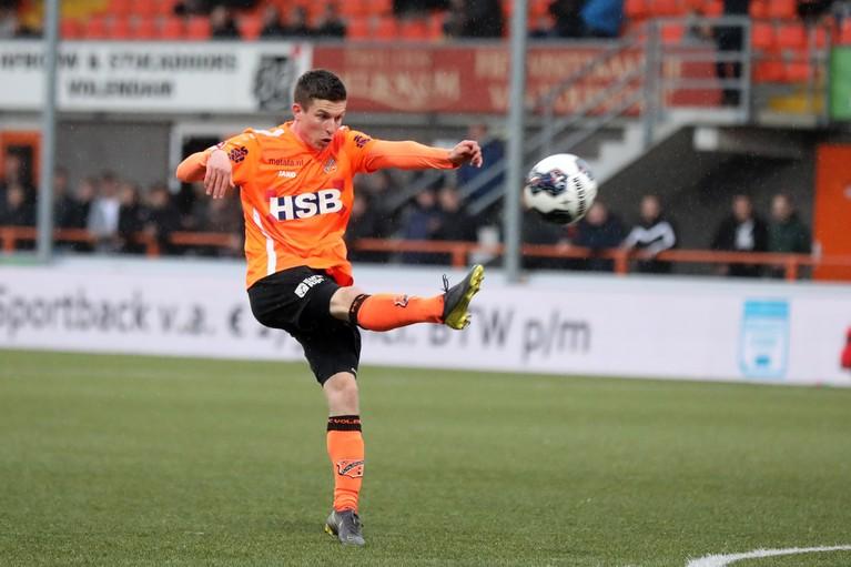 Tegen Roda JC alle statistieken gewonnen, behalve de belangrijkste: Volendam eindigt competitie met gelijkspel [video]