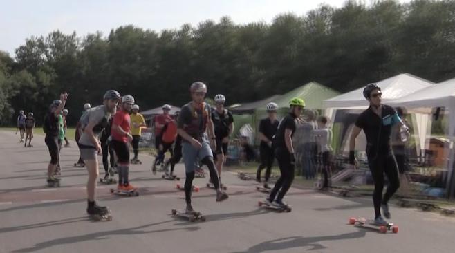 Video: 24 uur lang op een longboard