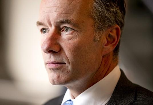 Haarlems Kamerlid Wybren van Haga zal huurder na uitspraak rechter direct uitzetten
