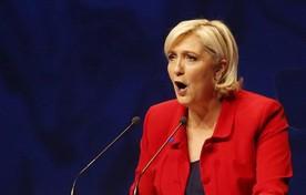 Marine Le Pen, leider van het Franse Front National.
