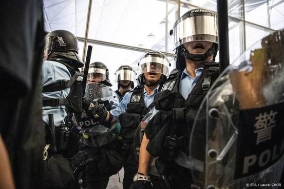 Trump: China verplaatst troepen naar Hongkong