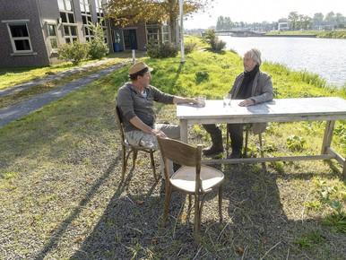 Stadskantine Alkmaar aan de waterkant