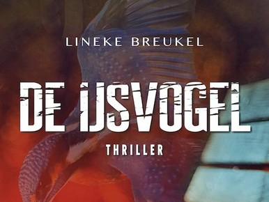 Nieuwe thriller speelt zich af in en rond Den Helder