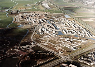 Tijdgeest tekent zich in 50 jaar Alkmaar-Noord
