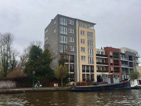 Rijnbocht krijgt 'zusje' met 17 appartementen