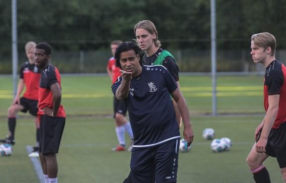 Anand Jagdewsing is met Hollandia begonnen aan het seizoen waarin er geoogst moet worden