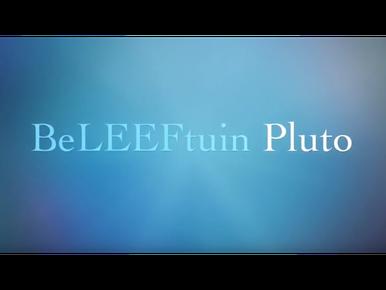 Beleeftuin Pluto gaat er komen
