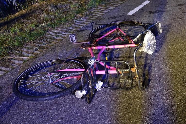 Grote zoekactie naar bestuurder van achtergelaten fiets in Wijdewormer