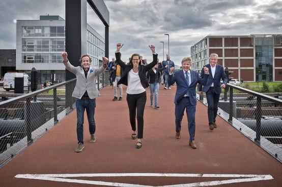 Het blijft modderen met de bruggen in Haarlem