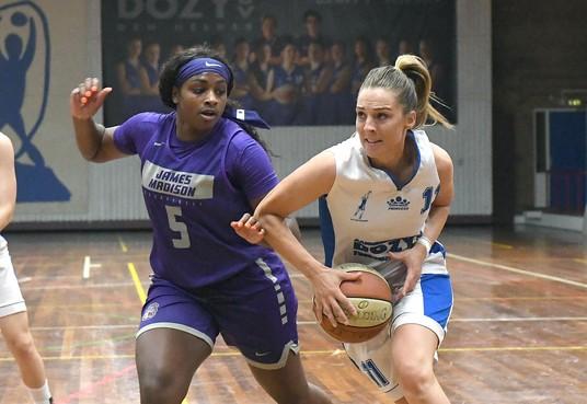 Den Helder kan ook zonder voorbereiding basketbal promoten tegen Amerikaanse collegeteams