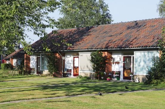 Sloop van oude seniorenwoningen, de 'Troelstraatjes' in Baarn lijkt onontkoombaar, maar gaat velen aan het hart