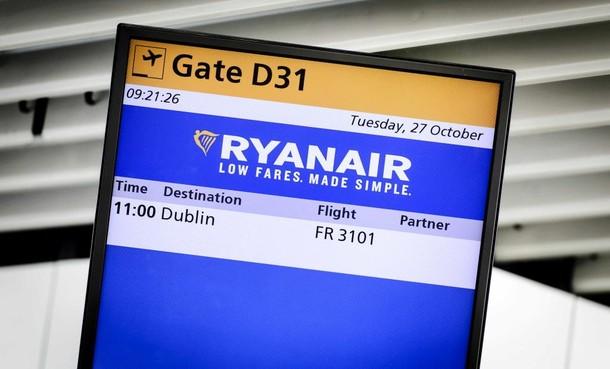 Schiphol-klachten Ryanair halen niets uit