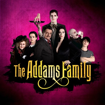 Broadway hit musical The Addams Family