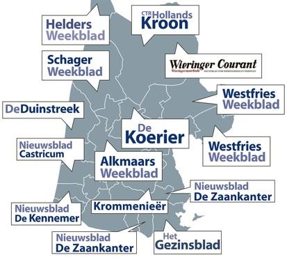 Rechtbank spreekt faillissement uit over Alkmaarse BV BDU. Vijftien lokale titels verdwijnen