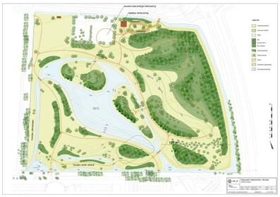 Hoofddorpse Dunweg Uitvaartzorg opent eerste natuurbegraafplaats van Noord-Holland
