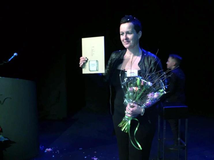Nicolette Koopen uitgeroepen tot IJmonder van het jaar [video]