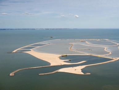 De Marker Wadden, een archipel aan eilanden met natuur.