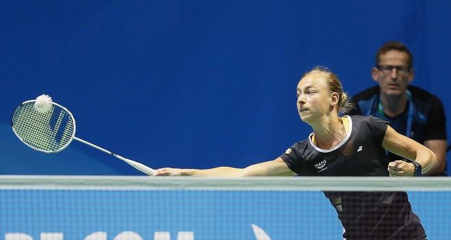 Badminton: Bronzen plak voor Selena Piek op EK voor gemengde teams