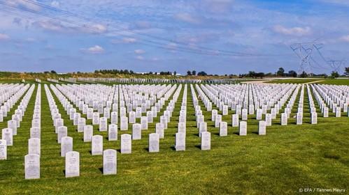 Soldaten na ruim eeuw begraven in België