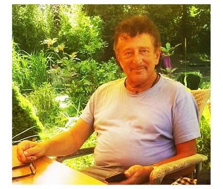 Trotse kapper Don Asser vreesde kasplant te worden