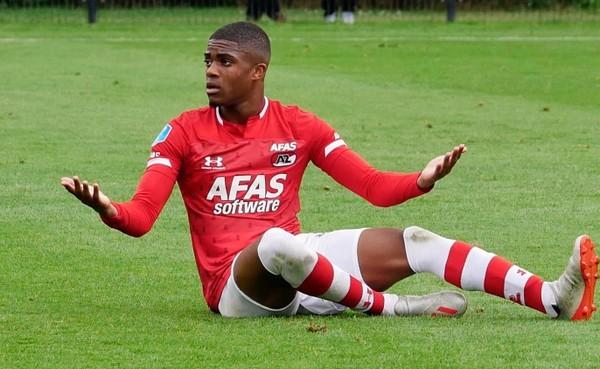 Ook Myron Boadu langer bij AZ - het regent contractondertekeningen bij de club