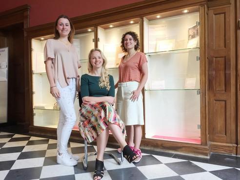 'Herstory', ode aan de vele vrouwen die de universiteit deden bloeien