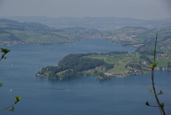 Luzern is Zwitsers sieraad aan Vierwoudstrekenmeer