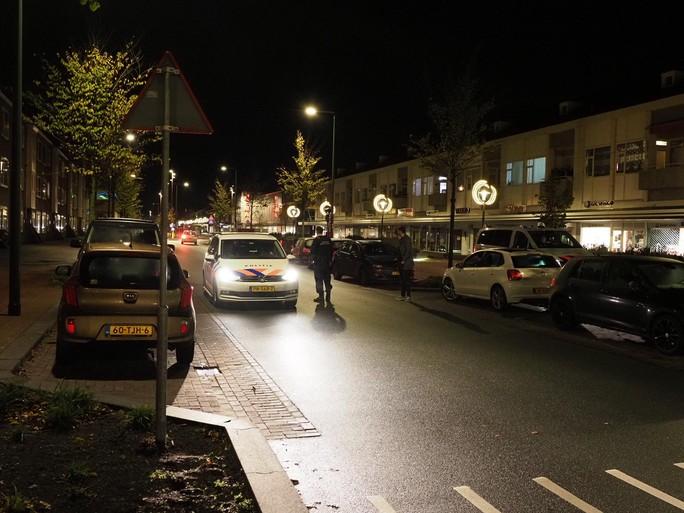 Man beroofd in IJmuiden en raakt gewond, verdachte aangehouden