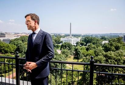 VS bevestigen ontmoeting Trump en Rutte