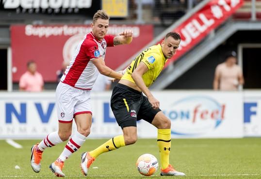 FC Volendam haalt spits Cas Peters
