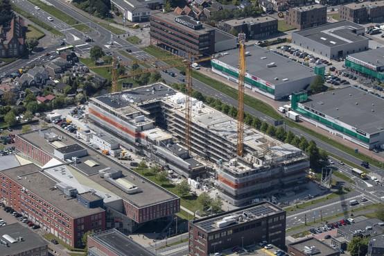 Deel appartementengebouw Toren in Hoorn is al op hoogte