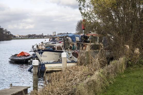 En weer terug in Haarlem: de drijvende stadsnomaden