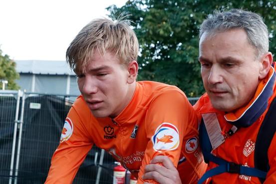 Wielrenner Nils Eekhoff uit Rijsenhout wil gerechtigheid na diskwalificatie en stapt naar hoogste sporttribunaal CAS