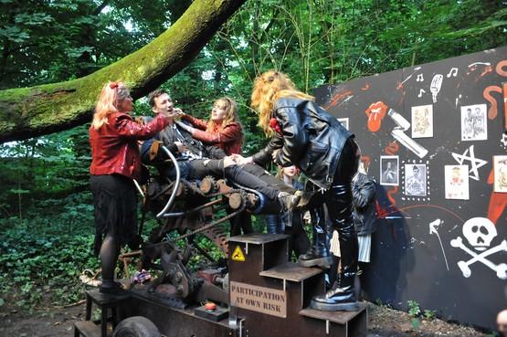 Buitenissige acts op tweedaags Young Art Festival Beverwijk