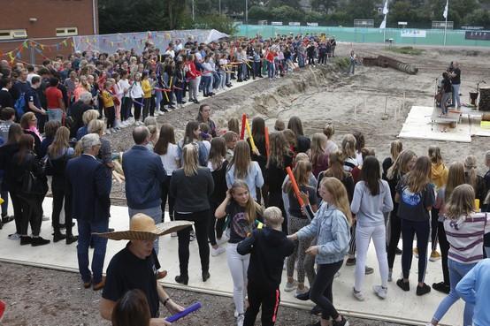 Nog één keer het oude Erfgooiers College zien? Zaterdag 9 november is de reünie voor (oud-)leerlingen en (oud-)medewerkers