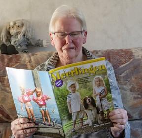 Wessemius verzamelt al zestig jaar knipsels van achtlingen tot honderdjarigen