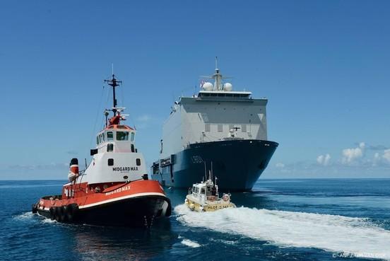 Eerste militairen voor hulp geland op Bahama's