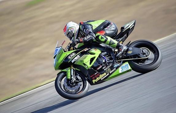 West-Friese motorcoureurs komen niet lekker de zomer uit