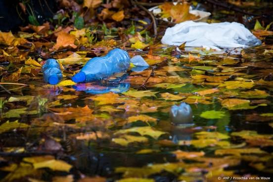 Rivieroevers erg vervuild, vooral met plastic