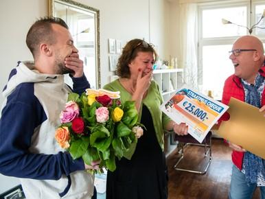 Plaatselijke prijzenregen in Leiden en Leiderdorp