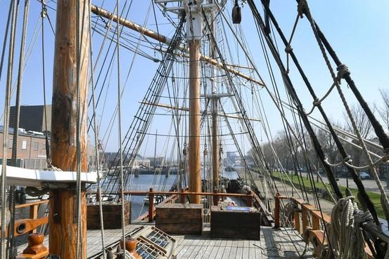 Ruim honderd boten te zien op eerste festival in Den Helder over houten vaartuigen