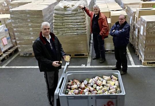 Voedselbank Noord-Holland moet uit nood opslagloods huren