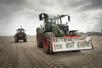 Wassenaar: geen last van boerenprotest gehad
