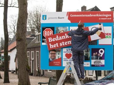Lokale politiek wint aan kracht