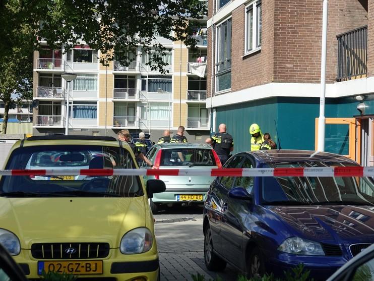 Persoon gewond bij schietincident in Zaandam