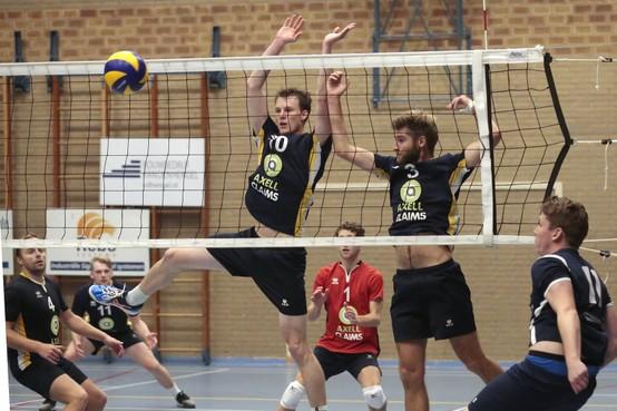 Veel nieuwe volleyballers, maar 'Sovoco-cultuur' blijft behouden