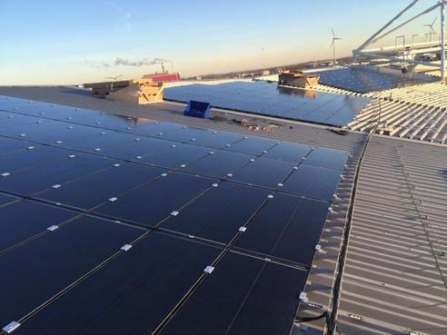 Sunprojects: 'Geen twijfel bouwkundig aspect AZ dak'