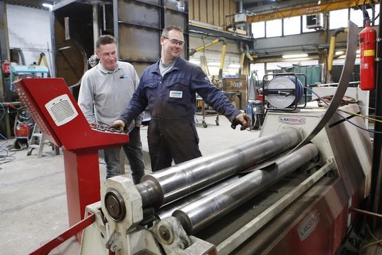Het bedrijf: Staalwerk Huizen maakt van kantine tot pantserwagen