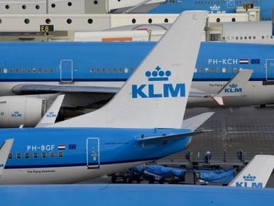 Beveiligersstaking raakt 600 vluchten KLM